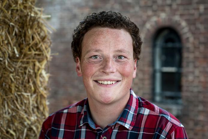 Boer Wim uit Marknesse.