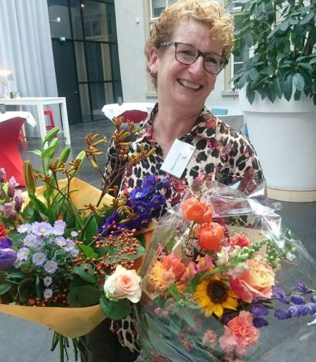 Margriet Swinkels van LEVgroep Helmond is 'Taalheld'