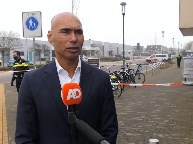 GGD-directeur over explosie bij teststraat: 'Verdrietig dat mensen hiertoe in staat zijn'