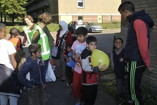 Wat de PVV betreft zijn vluchtelingen niet welkom in Amersfoort.