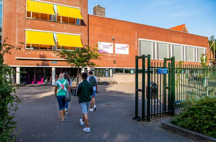 Vorige week werden gezakte leerlingen en hun ouders ingelicht over de problemen op het Vreewijk Lyceum.