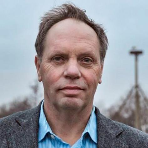 Herman Sips van de Ice Whael Foundation