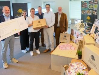 NNOF in Vilvoorde krijgt eerste 'Straffe box voor bedrijven' vol streekproducten
