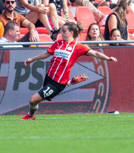 Jeslynn Kuijpers: 'Hebben laten zien waar PSV voor staat'
