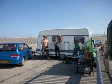 Reddende engel brengt campingloos stel naar Vrouwenpolder