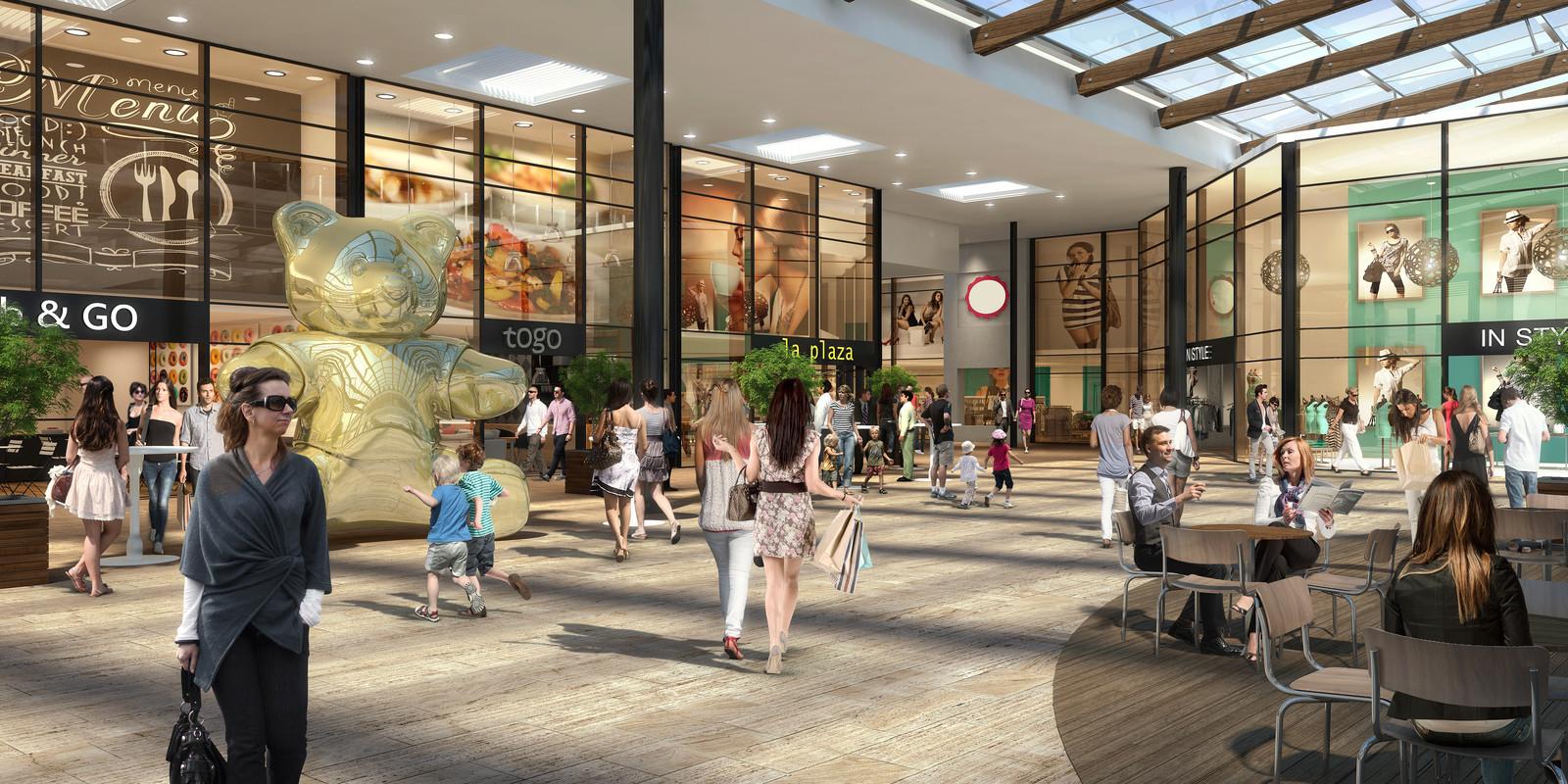 Winkelcentrum Zuidplein Groter En In Een Nieuw Jasje Rotterdam Adnl
