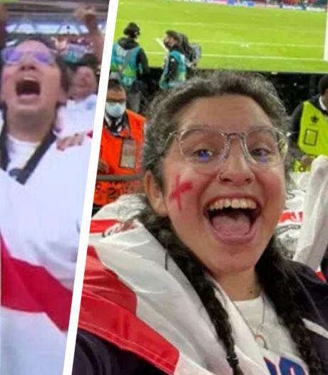 Engelse fan die zich ziek meldde ontslagen nadat ze in beeld komt tijdens halve finale: 'Toch zou ik het zo opnieuw doen'