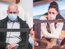 ASSISEN. Levenslange opsluiting voor Ashley Van De Velde en Marc Laudet, evenals terbeschikkingstelling van 15 jaar