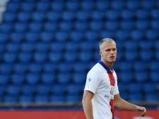 'Mitchel Bakker misdraagt zich na zege Paris Saint-Germain'
