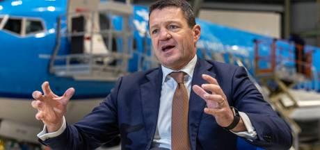 'Iedereen vraagt me: Pieter wanneer gaat KLM weer vliegen?'