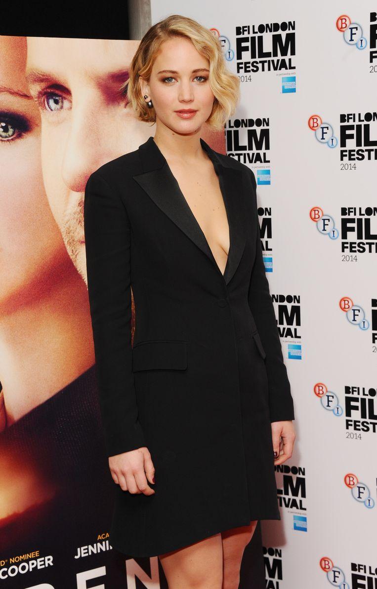 Jennifer Lawrence. Beeld GETTY