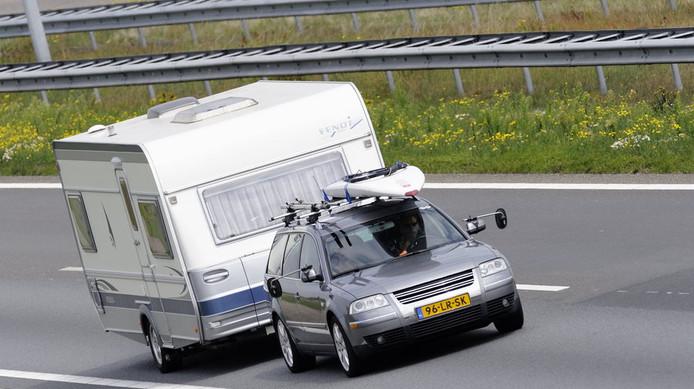 Rijd Je Met Caravan Zuiniger In Vierde Versnelling Auto Ad Nl