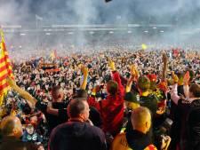 GA Eagles expert in play-offs:  zestien deelnames, drie promoties