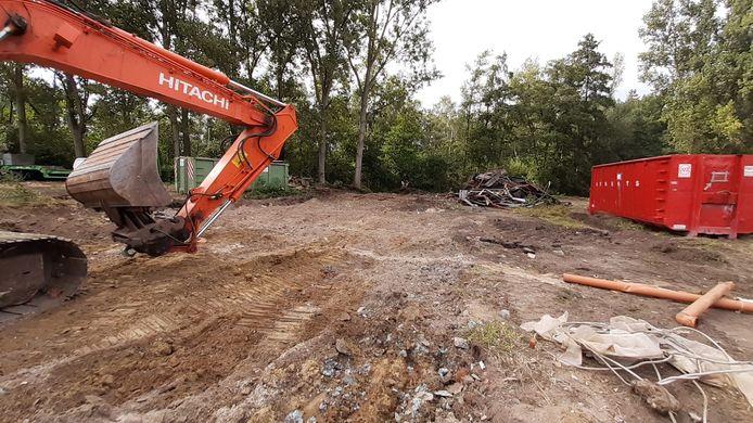 Het Sylvesterstadion in Mechelen werd eindelijk afgebroken. In november worden op het vroegere voetbalveld bomen aangeplant.