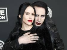 'Huidige vrouw Marilyn Manson wilde foto's minderjarige ex lekken om haar stil te krijgen'