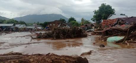Bijna honderd doden door cycloon in Indonesië en Oost-Timor