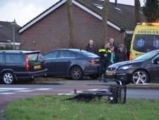 Kind gewond bij aanrijding op rotonde in Barneveld