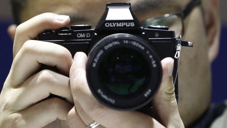 Olympus. Beeld ap