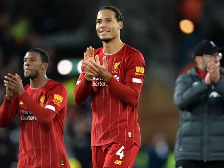 Wijnaldum en Van Dijk met Liverpool tegen Atlético in achtste finales CL