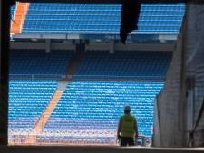 Des applaudissements virtuels en hommage aux héros à la 20e minute des matches de Liga