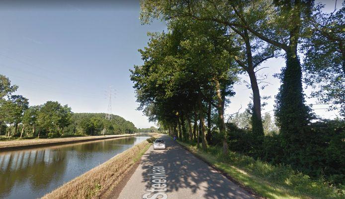 De Steenkaai in Brugge.