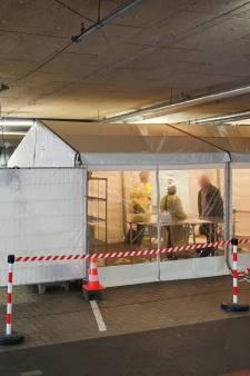In ziekenhuizen liggen 59 met corona besmette inwoners uit de regio's Amersfoort en Barneveld