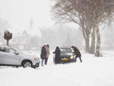 Trains à l'arrêt, vols annulés: les Pays-Bas paralysés par une rare tempête de neige