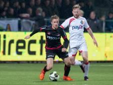 Heerenveen niet verder met Helmond Sport-huurling Van Koesveld