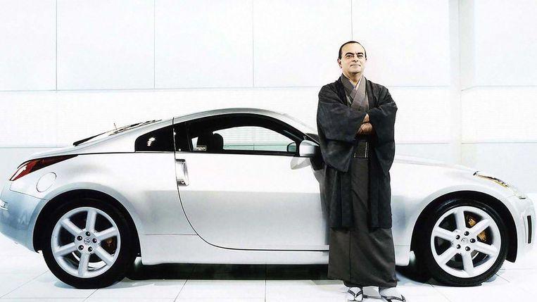 Nissan verloor onlangs zijn van fraude verdachte topman Carlos Ghosn. Beeld