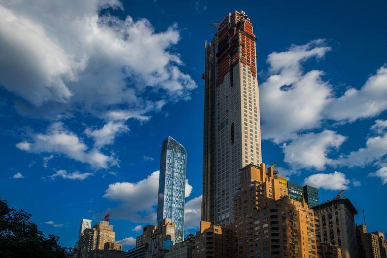 Belangrijke Gebouwen New York.Nieuw New York Plezieriger Maar Niet Meer Te Betalen Trouw