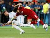 Liverpool-ster Salah in tranen van het veld
