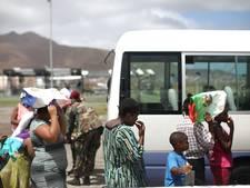 25 Sint-Maartenaren na ramp naar Nederland