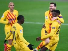 Le Barça se rapproche de l'Atlético, assist génial de Messi