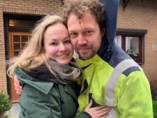 Boer Zoekt Vrouw-babe Milou poseert in Zeeuwse bries en Jan Smit geveld door virus