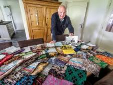 Piet Manders is weer thuis; Weverijmuseum opent met knaller over Mierlose stoffenontwerper