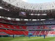Terug naar normaal: Hongarije en Portugal spelen in bomvol stadion voor 67.000 fans
