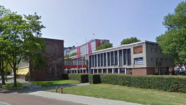 Het Pieter Nieuwland College in Amsterdam-Oost. Beeld Streetview