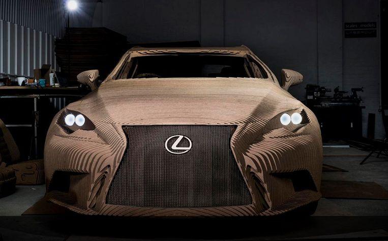 null Beeld Lexus