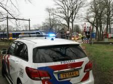 Geen treinen tussen Wierden en Rijssen door aanrijding