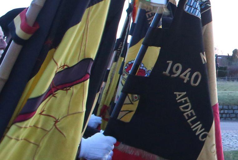 Niet de gemeente maar de oud-strijdersverenigingen organiseerde de plechtigheid