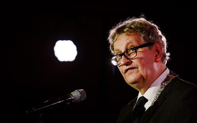Amsterdamse burgemeester Eberhard van der Laan. Beeld anp