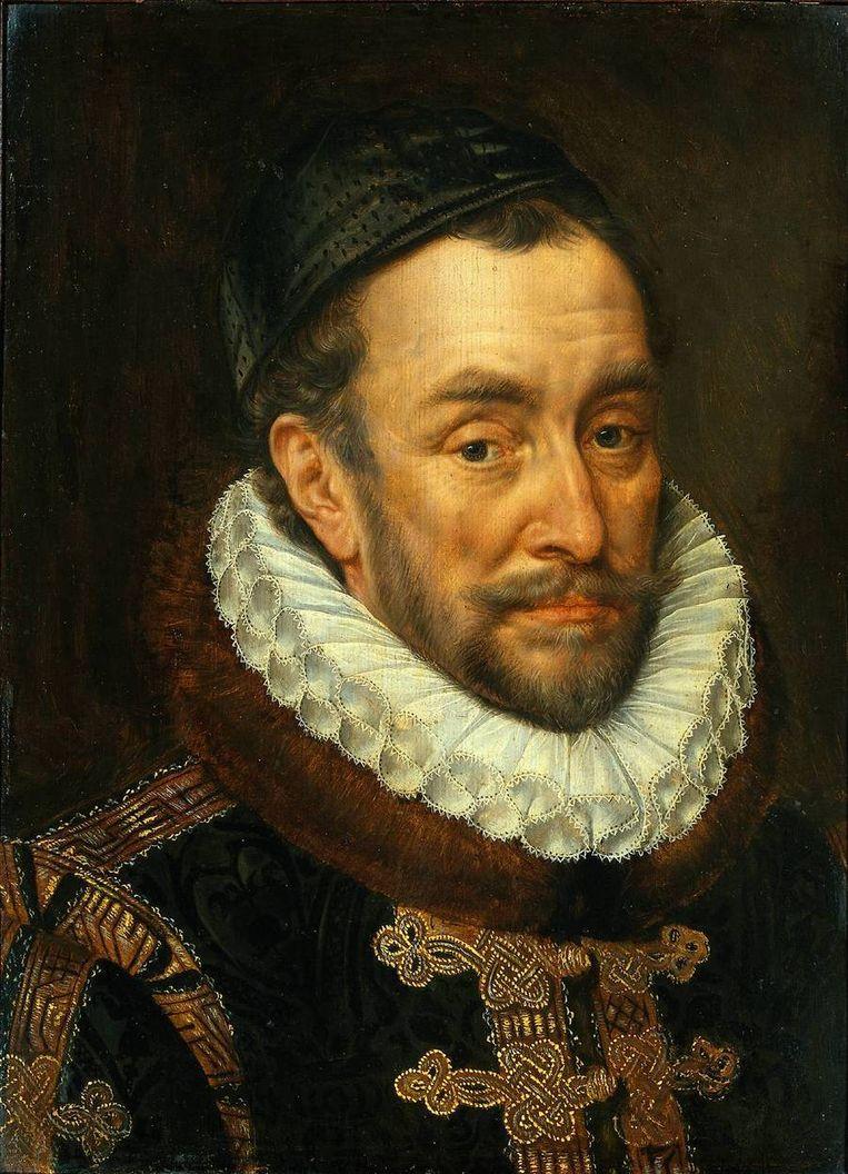 Willem van Oranje (1533 - 1584) Beeld UNKNOWN