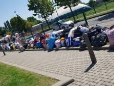 Harde kern Antwerp stuurt twaalf trucks ingezamelde spullen naar rampgebieden