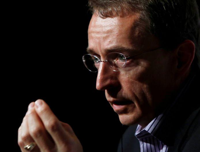 Pat Gelsinger, de baas van chipfabrikant Intel