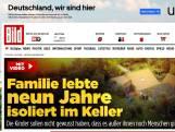 Ook buitenlandse aandacht voor nieuws over gezin dat jarenlang in Drentse schuilruimte verbleef