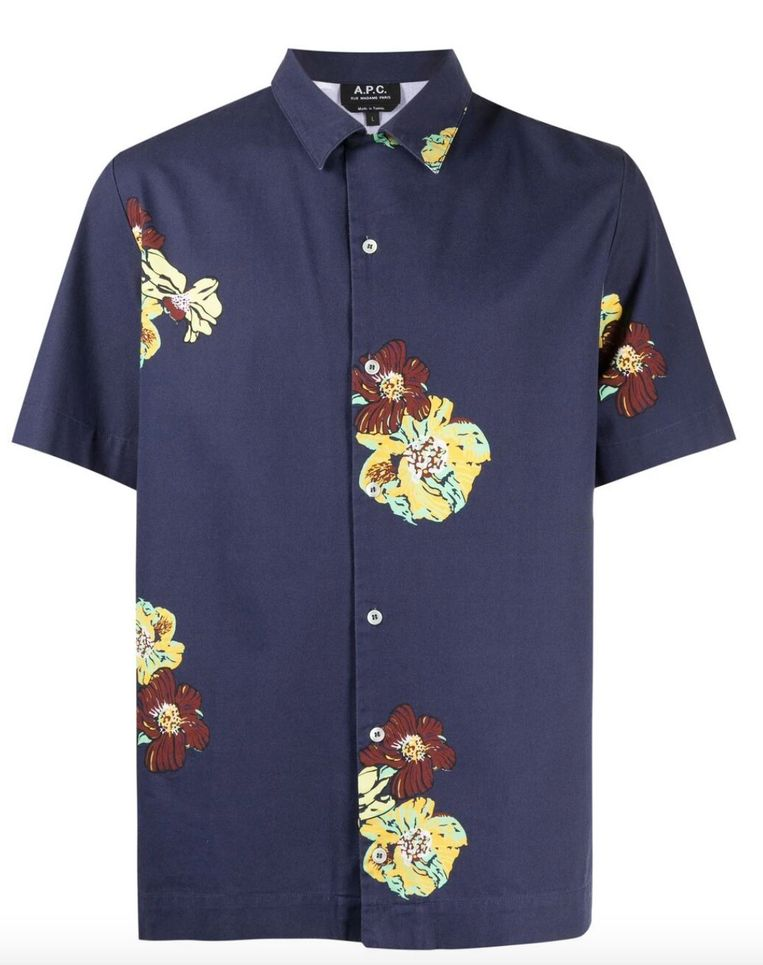 Shirt van A.P.C. Beeld packshot