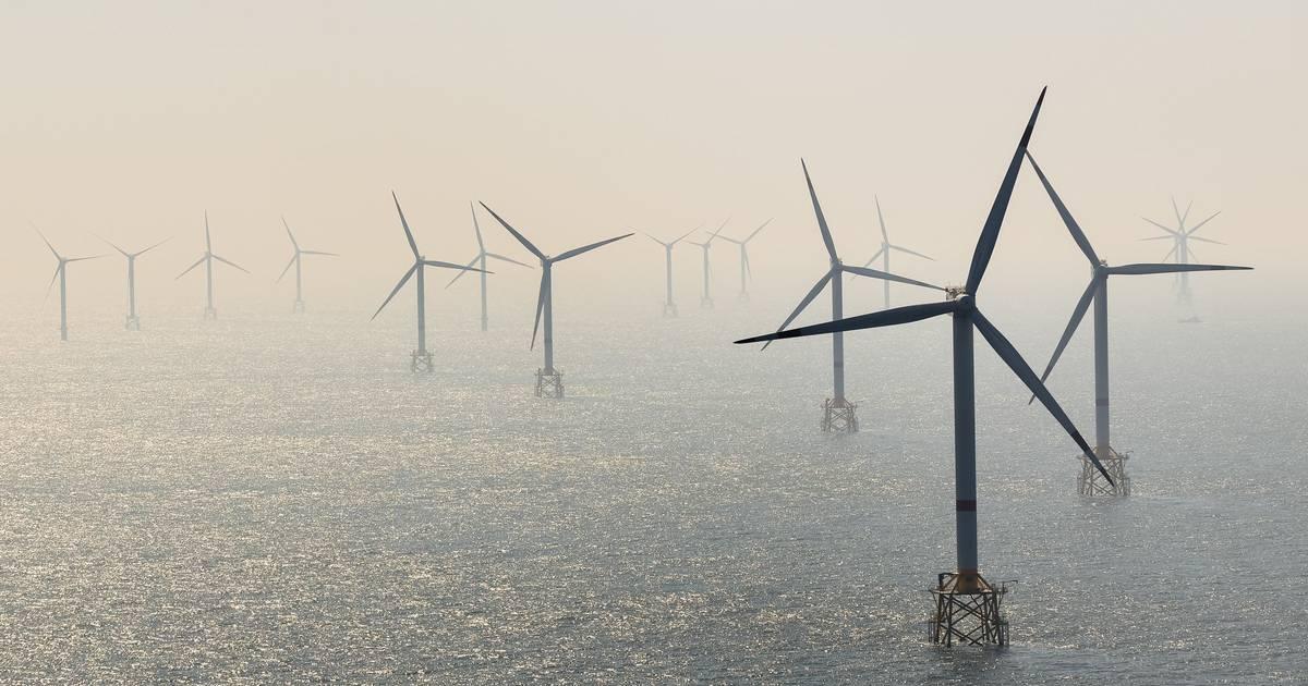 België goed voor kwart nieuwe windparken in Europa - Het Laatste Nieuws