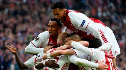 Wervelend Ajax kan finale al ruiken na 4-1 tegen Lyon en dankt daarvoor vooral Chelsea-huurling Traoré