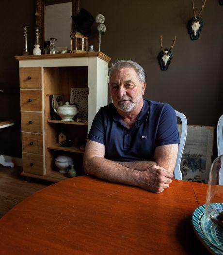 Willem (67) uit Eindhoven kon na herseninfarct sneller naar revalidatiecentrum, en herstelde ook sneller