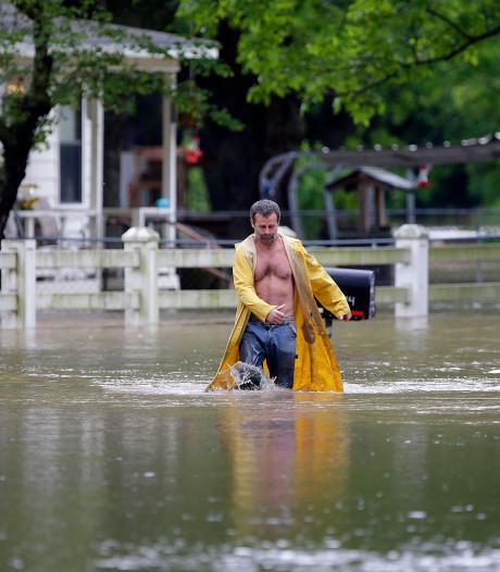 Onweersbuien en tornado's eisen drie levens in Amerikaanse staat Missouri